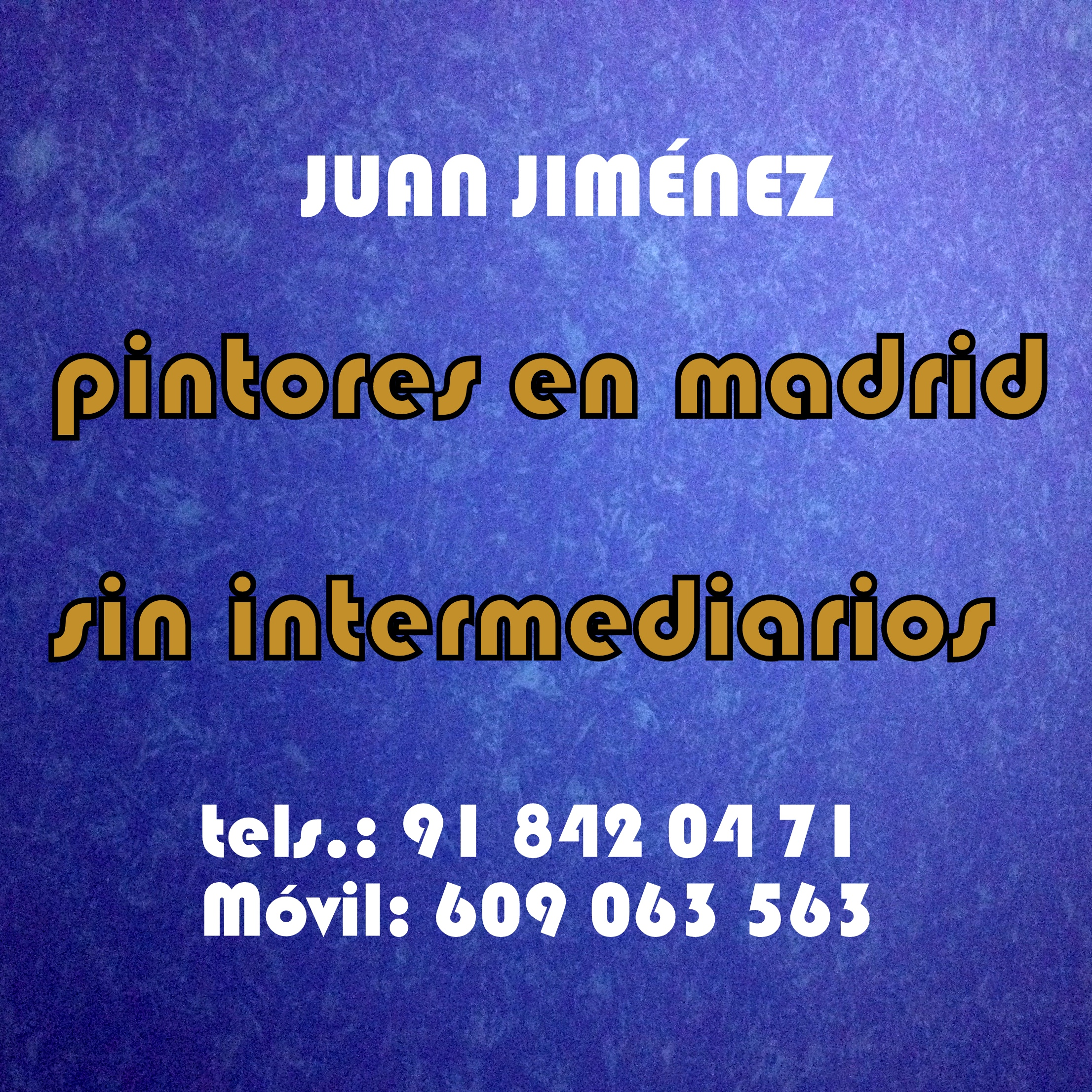 pintores alta decoración en madrid