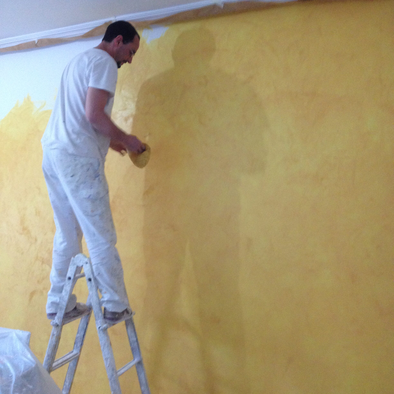 pintura de paredes para salas