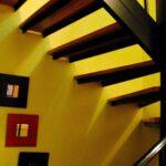 pintores de escaleras modernas y elegantes
