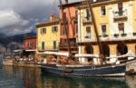 colores en fachadas de Venecia